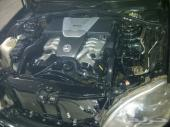 مرسيدس فياغرا نظيف 2001 ماشي 160 الف محرك وجير تمام ابيس تمام السياره S600