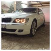 BMW2007 ابيض750LI