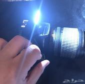 كاميرا نيكون دي 90 للبيع nikon D90 شبه جديدة