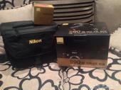 كاميرا نايكون للبيع D90