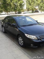 سيارة كورولا 2010 للبيع
