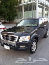 Ford Explorer 2007 4 wheeldrive