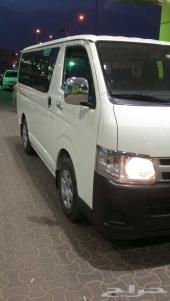 للبيع باص ركاب تويوتا 2011