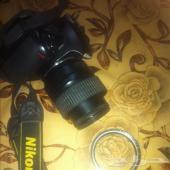 كاميرا نيكون احترافية للبيع مستعجل