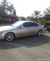 BMW اندفجول حجم 750 LI موديل 2006 فل كاامل مواصفات خاصة جدا