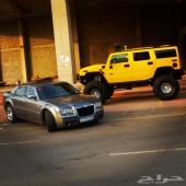 للبيع كرايزلر 300C رمادي 2006 (هيمي سعودي) فل كامل