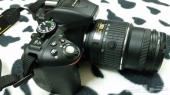 كاميرا نيكون الإحترافية Nikon D5300