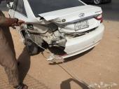 هيونداي سوناتا 2012 مصدومه للبيع ..