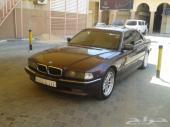 BMW 735  موديل 1995 للبيع