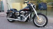 هارلي داينا لو رايدر للبيع 2014 Harley dyna low rider