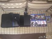 سوني4 للبيع اوللبدل Xbox one