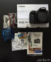 للبيع كميرا كانون Canon 70D