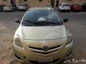 سيارة يارس اتوماتيك 2007