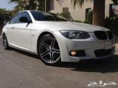 BMW كوبيه موديل 2012 مواصفات مميزه فل باكج M كامل ممشى 36 ألف - بحالة الوكاله