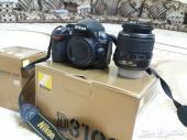 كاميرا احترافية نيكون D3100 تم وضع الحد 950