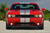 SRT Challenger 2013 أحمر للبيع الرياض