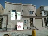 للبيع فيلا دور و شقتين غرب الرياض450م