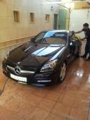 للبيع مرسيدس SLK 200 AMG كشف موديل 2013