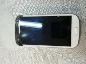 للبيع جلكسي اس 3 مكسورة شاشته الخارجية