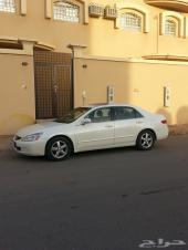 للبيع هوندا اكورد 2005 - أبيض