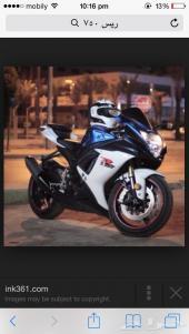 أبحث عن دراجه سوزوكي موديل 2007 او 2008 او 2009 بسعر معقول