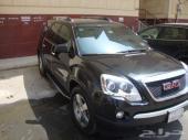 سيارة أكاديا لون أسود موديل 2010 ستاندرد ملبسة جلد و أرضية بحالة ممتازة 10 كلم ماشية سعرها 67000 ريا