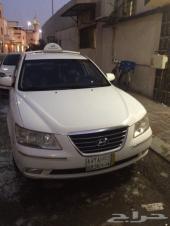 تاكسي سوناتا 2010 للبيع