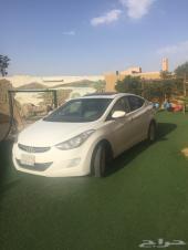 للبيع سيارة هونداى النترا 2014