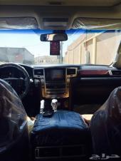 للبيع جيب لكزس سعودي 2012