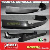 عتب (زوايد) كورولا سبورت موديل 2008 و 2009 و 2010 مثل حقت Corolla SRT اللي تنزل امريكا