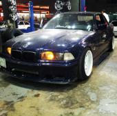 BMW E36 Convertible 1997 With 1JZ GTE Engin