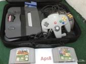 Nintendo 64 نينتندو 64