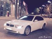 للبيع BMW 745 i موديل 2002 البيع هالاسبوع