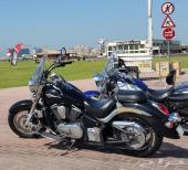 للبيع دراجة نارية كوازكي كلاسك حجم Cc-900 مديل 2012 اللون اسود