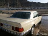 مرسيدس 300SE موديل 1990 للبيع