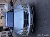 للبيع مرسيديس حوت حجم S500 شورت موديل 1999 وارد اليابان بحالة ممتازة