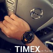 ساعة ماركة TIMEX استخدام أسبوع