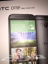 HTC M8 شريحتين