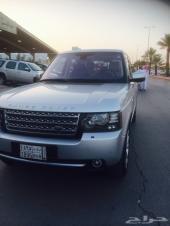 رنج روفر موديل 2012 سعودي