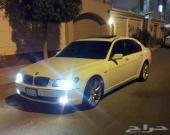 BMW 730L 2007  فل كامل نظييف جدا
