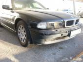 بي إم دبليو BMW موديل 97 حجم 735 آي 8 سلندر مجددة ومفحوصة وعلى الشرط سعرها 17 ألف