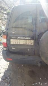جيب لاندكروزر وكاله 99 سعودي GX مطور