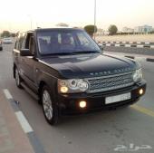رنج روفر سوبر شارج فل كامل سعودي مديل 2006 للبيع او البدل