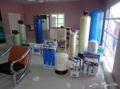 محطة تنقية المياه لخزانات الشقق والعمائر والفلل