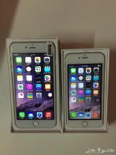 ايفون6بلس 32GB وايفون6 16GB ذهبي صيني