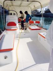 قارب صيد للايجار والنزهة بجدة ذهبان ب درة العروس