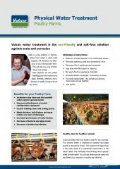 فولكان جهاز الماني يعمل على معالجة مياه الشرب للحيوانات  الابل . الاغنام  . الدواجن