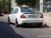 E280 2007 AMG