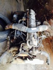 مكينة شاص 1991 مع ملحقاتها ((كبليتر - سلف- علبة باور- مروحه - دزق وكلش ))