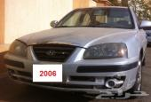 النترا 2006 نظيفه جدا جدا 2000cc